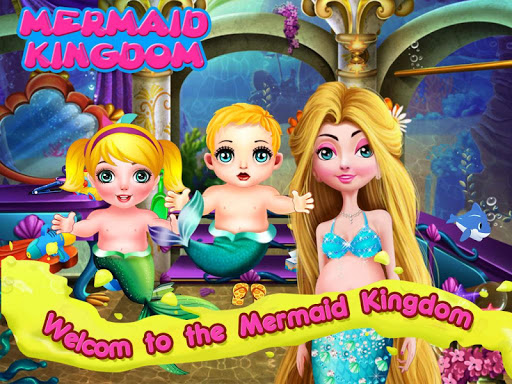 Mermaid Kingdom - screenshot