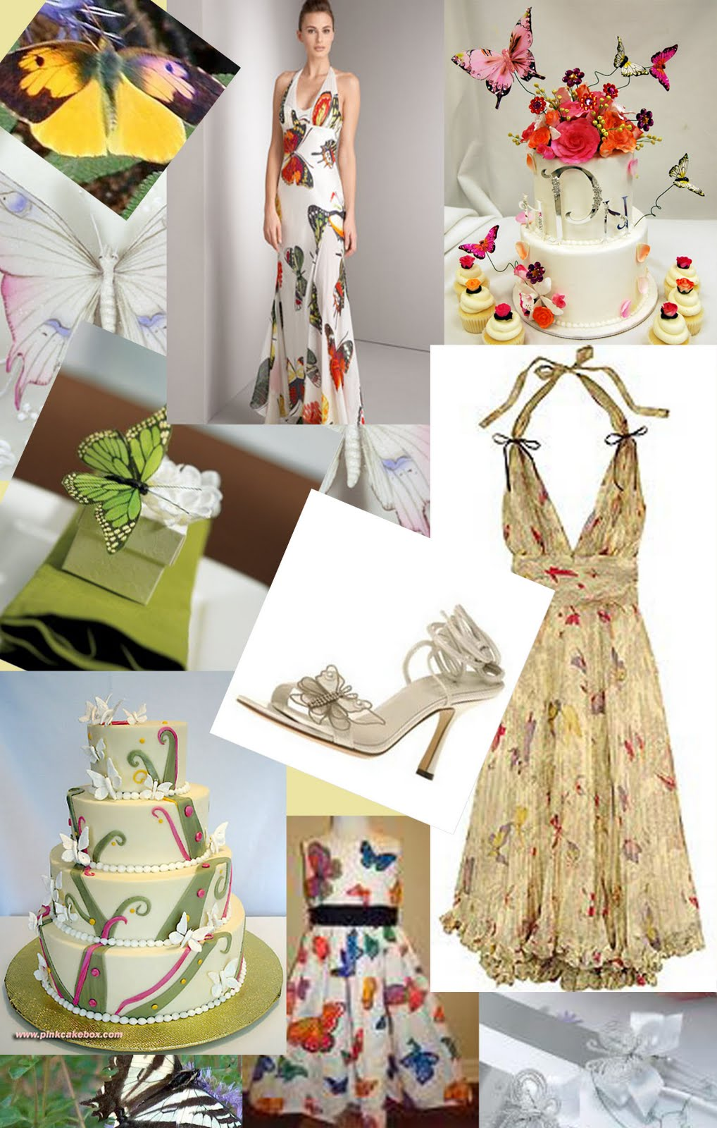 wedding centerpieces pink