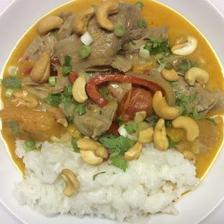 Red Thai Turkey Curry Recipes