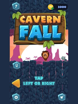 Cavern Falls apk screenshot