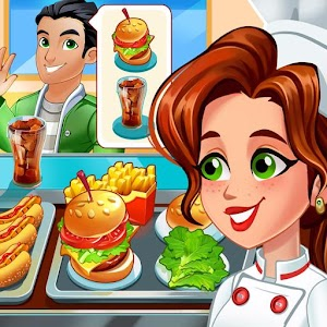 Cooking Empire 2020 - Cooking Games for Girls Joy Online PC (Windows / MAC)