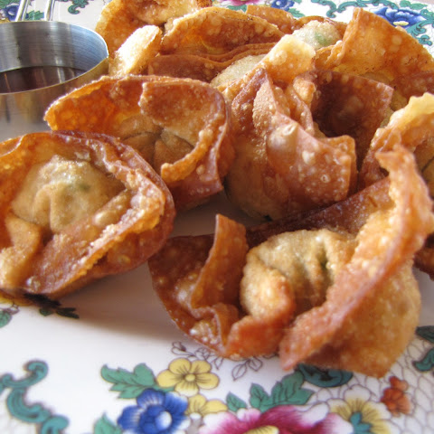 Pork and Crab Wontons