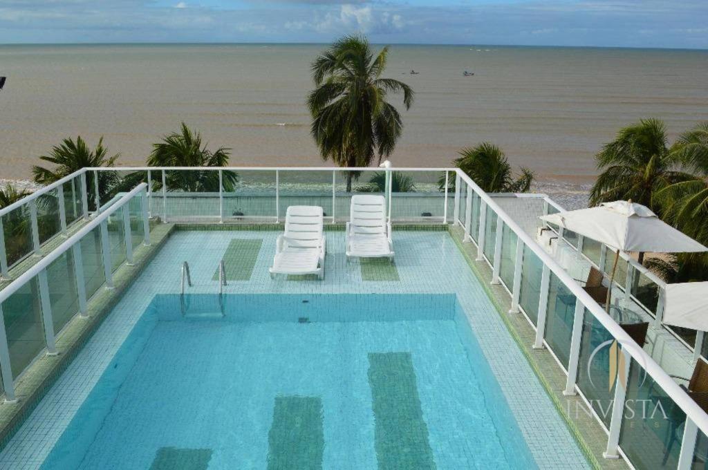 Flat com 1 dormitório à venda, 17 m² por R$ 149.900,00 - Cabo Branco - João Pessoa/PB