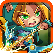 Download Ancient Heroes Defense APK on PC