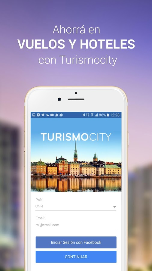 Turismocity Vuelos Baratos Screenshot 0