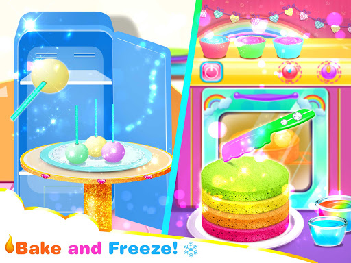 Unicorn Cake Pop Maker–Baking Games For PC