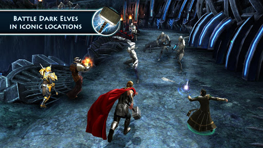 Thor: TDW - The Official Game screenshot 2