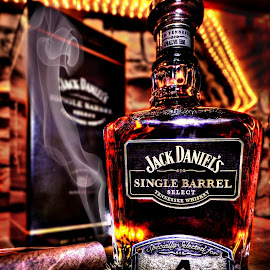 single barrel by Derrill Grabenstein - Food & Drink Alcohol & Drinks