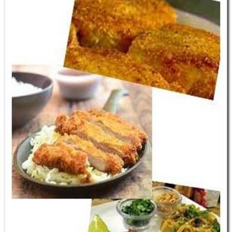 Breaded Fried Pork Chops