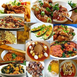 NIGERIA & GHANA FOOD RECIPES