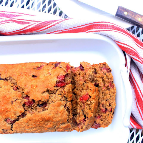 Oatmeal Cherry Quick Bread