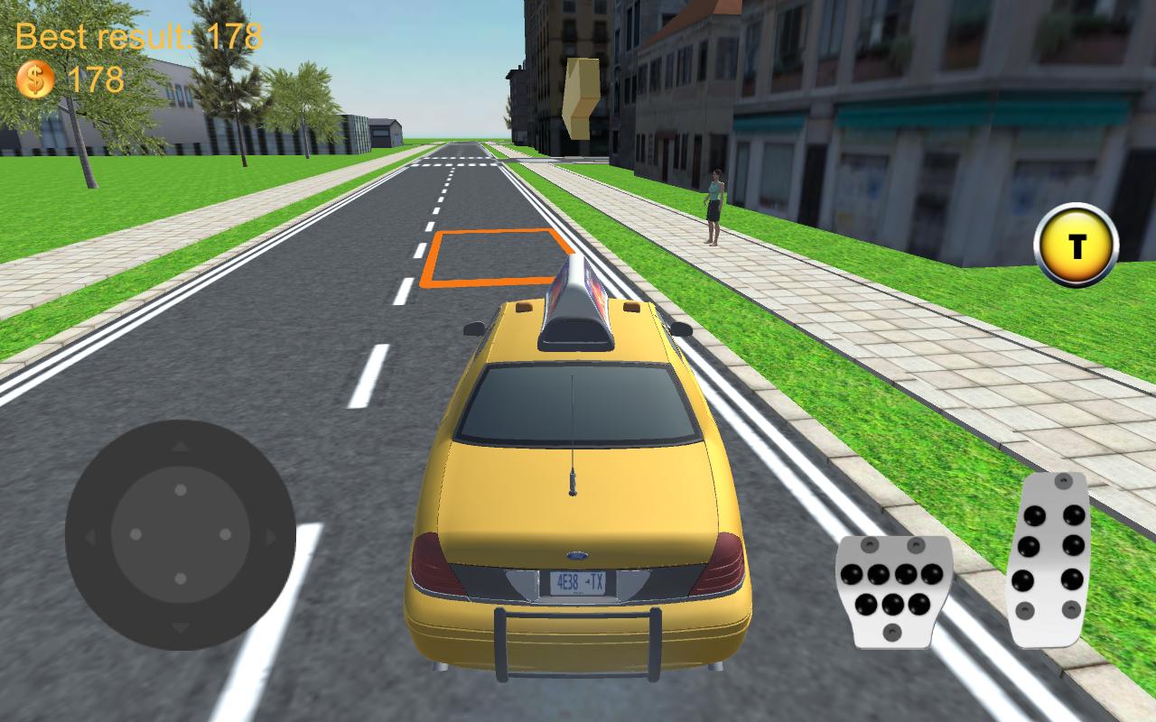 Futuristic Robot Taxi 이미지[5]