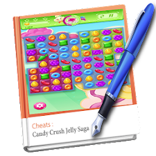 Driver Candy Crush Jelly Saga