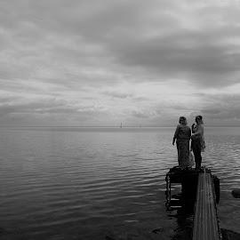 by Kathe Brorsson - Black & White Landscapes