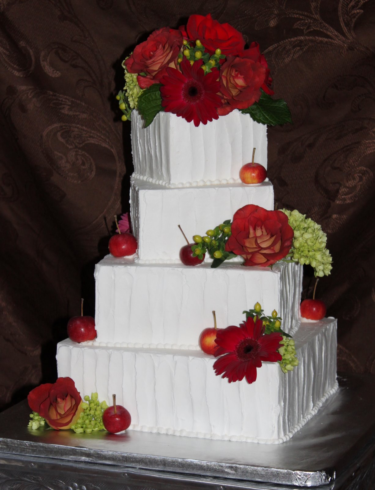 Zilpha s blog Fall Wedding Cake Posted by