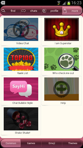 Bubble Style for SayHi Dating screenshot 4