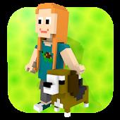 Game Girls Craft: Pet Village APK for Kindle
