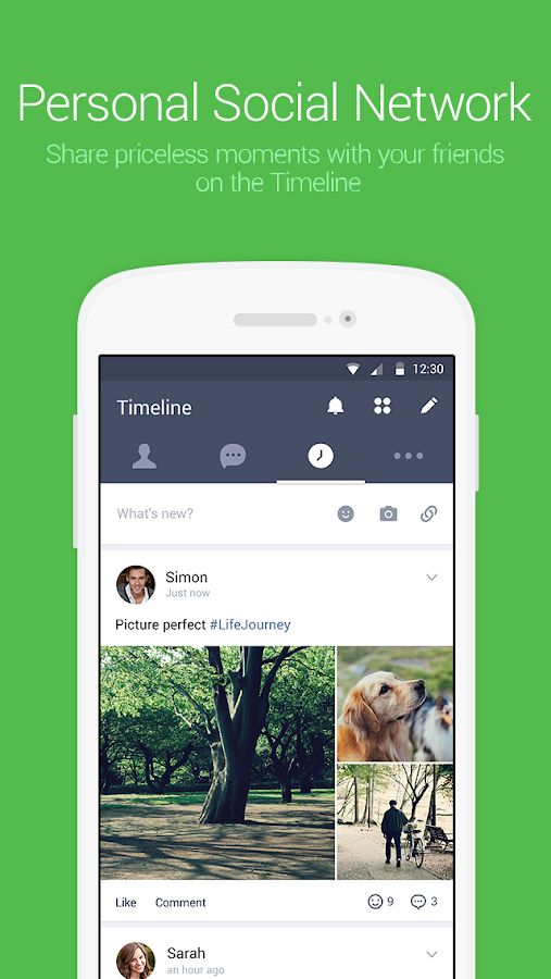 LINE: Free Calls & Messages Screenshot 4