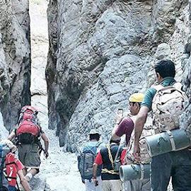 Mount Chiltan Hikers  by Nazeer Baloch - Sports & Fitness Climbing ( nazeer, quetta, task, balochistan, chiltan )