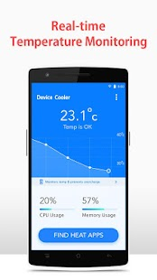 App Device Cooler-CPU Cooler-Cool APK for Windows Phone