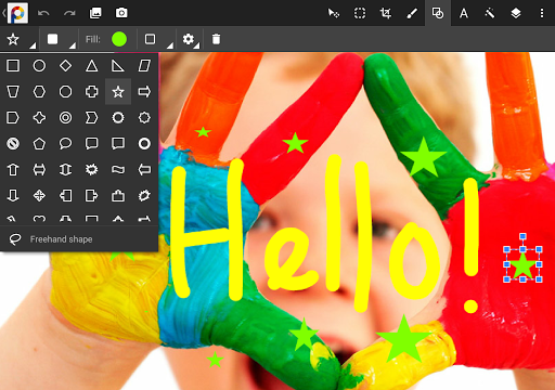 MobiSystems PhotoSuite 4 Free screenshot 10