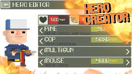 Pixel Fodder - screenshot