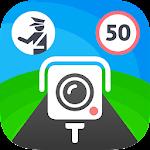 Speed Cameras & Traffic Sygic Icon