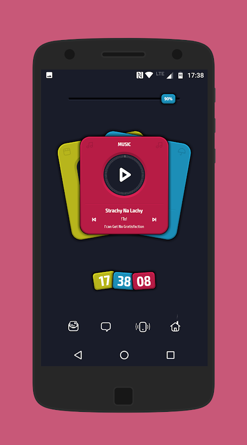 YKP for KLWP Screenshot 6