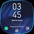 S8 Lock Screen : S8 Edge