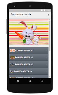 Rompecabezas Mix - screenshot