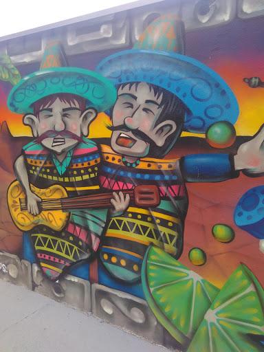 Grafitte Mexicano