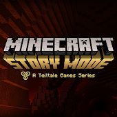 Minecraft: Story Mode APK for Bluestacks