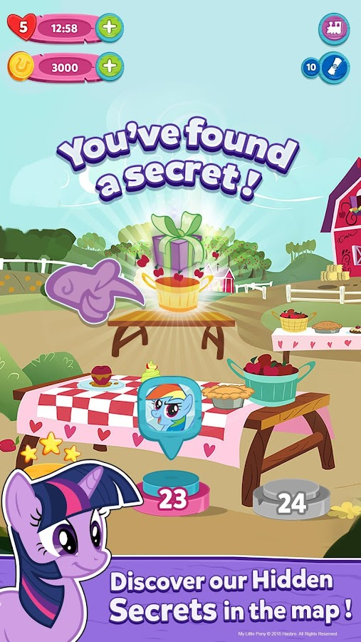 My Little Pony: Puzzle Party Screenshot 11