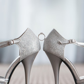 The Wedding Ring and Shoes by Richard Oosthuizen - Wedding Details ( wedding ring, wedding shoes )