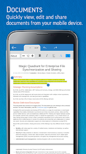 SmartOffice - View & Edit MS Office files & PDFs
