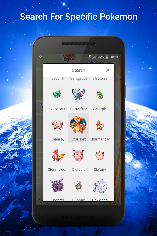 Poke Radar for Pokemon GO Screenshot 2