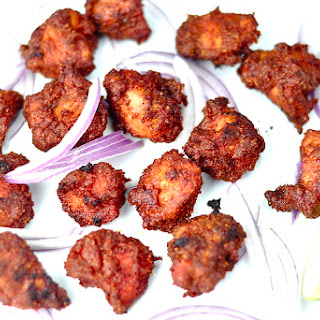 CHICKEN 65 - INDIAN FRIED CHICKEN