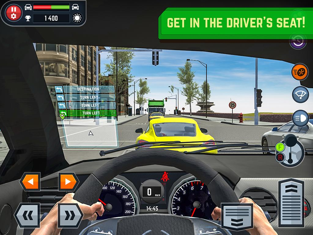 Car Driving School Simulator Screenshot 11