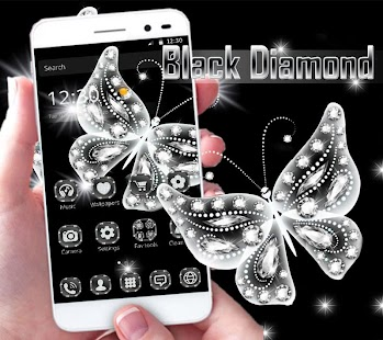 Diamond Glitter Theme APK for Bluestacks