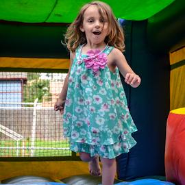 Bounce House by Rob & Zet Sample - Babies & Children Child Portraits