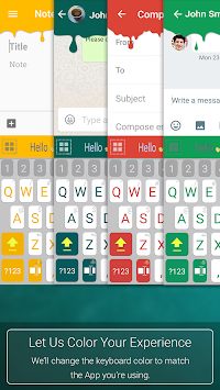 Ai.type Free Emoji Keyboard APK screenshot thumbnail 8