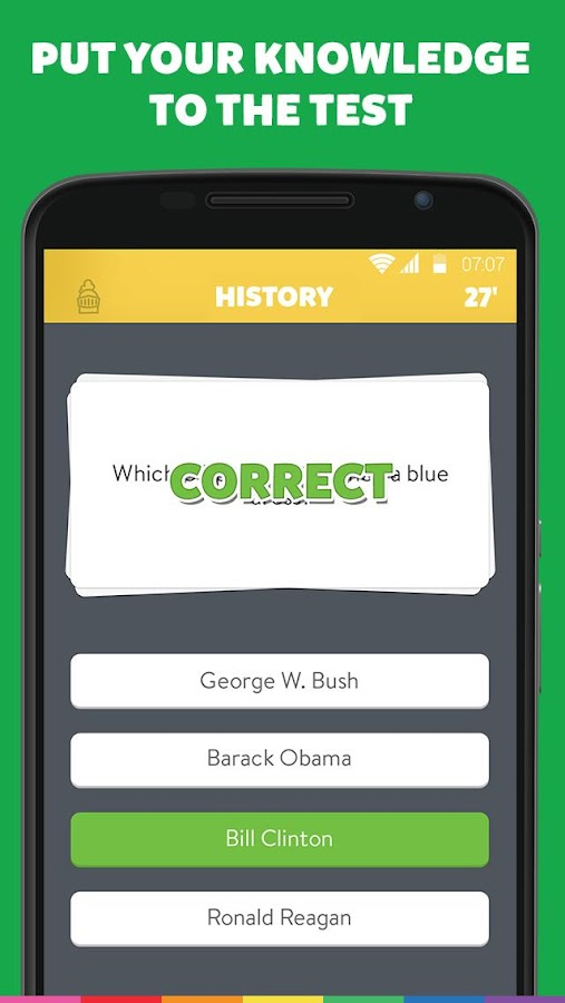 Trivia Crack Screenshot 3