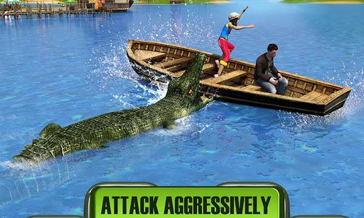 Crocodile Attack 2016 screenshot 3