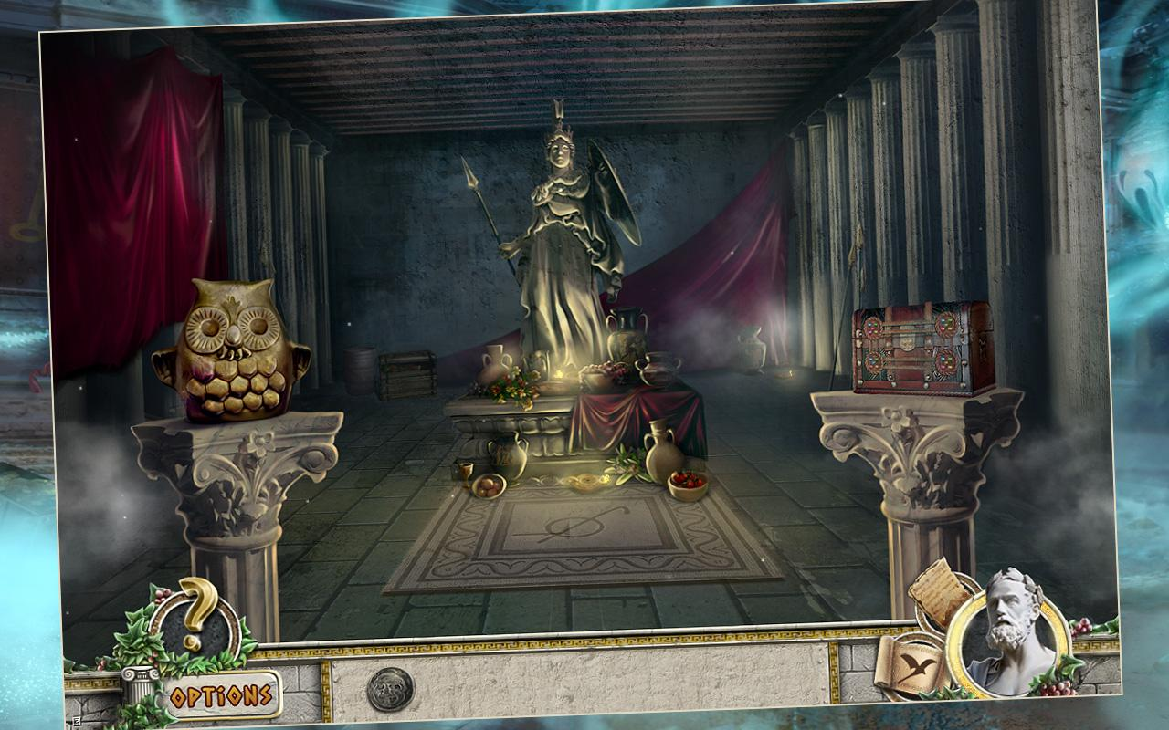 Mysteries of Olympus Screenshot 5