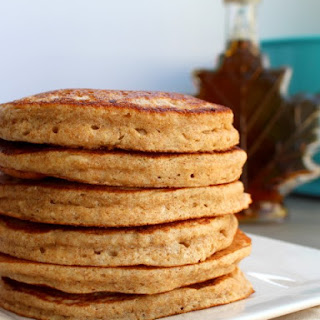 Whole Wheat Flour Oatmeal Pancakes Recipes