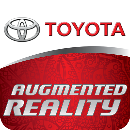 TOYOTA Augmented Reality (app)
