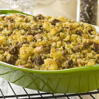 Southern Cornbread Sausage Dressing Recipes