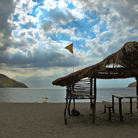 Perfect Getaway by Geb Bunado - Landscapes Beaches ( adventure, camping, zambales, beach, philippines, nagsasa cove )