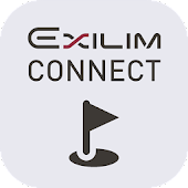 EXILIM Connect for GOLF