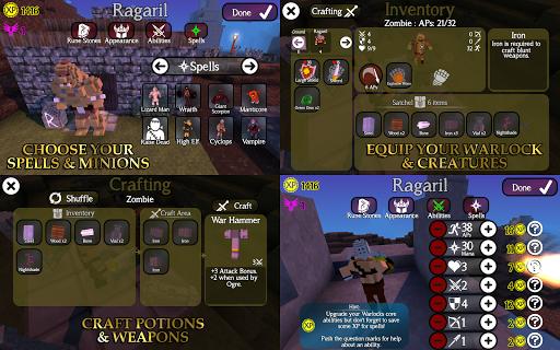 The Last Warlock - screenshot
